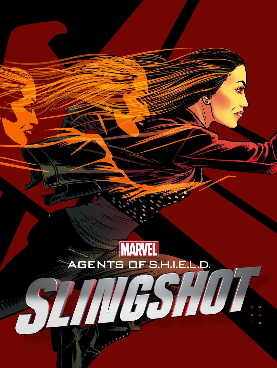 Agents of SHIELD Slingshot Season 1 Download Complete 480p WEBRip