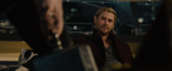 Thor's reaction