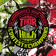 Thor Ragnarok promo 6