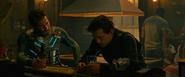 Quentin Beck & Peter Parker