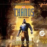 Thanos Titan Consumed Audiobook