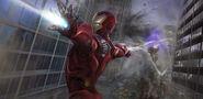 The Avengers 2012 concept art 9