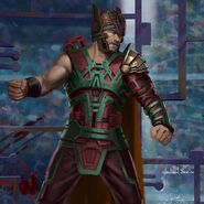 Thor Gladiator Jackson Sze CA