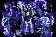 Avengers Endgame Avengers GOTG CaptMarvel Promo Art