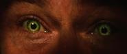 Bruce Banner's Green Eyes
