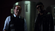 Coulson & Nick Fury