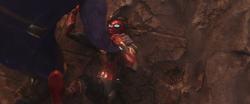 Thanos Attacked Spider-Man (Final)