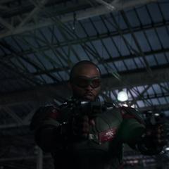 Wilson apunta sus armas hacia la Orden Oscura.