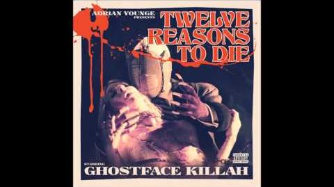 11. Ghostface Killah - The Sure Shot (Parts One & Two)