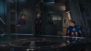 Bruce, Tony & Steve