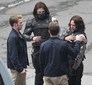 Captain america the winter solider set photo-09