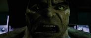 Hulk Calms Down