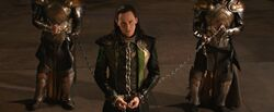 Loki in Chains