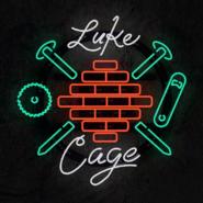 LukeCage Neon Card