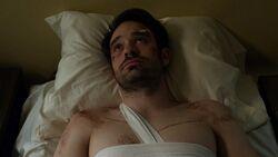 Matt waking up