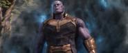 Thanos arrives on Wakanda