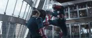 Captain America vs. Captain America