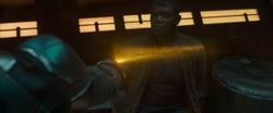 Captain Marvel - Fury captured