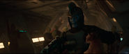 Captain Marvel Talos Kree Disguise