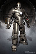 Iron Man 2008 concept art 14