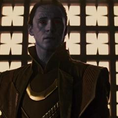 Loki en su forma de Gigante de Hielo.