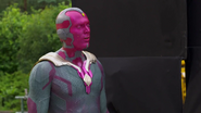 Paul Bettany as Vision (The Making of Avengers AoU)