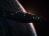 Skrulls' Ship
