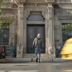 Thor llega al Santuario de Nueva York.
