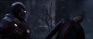 War Machine & Star-Lord