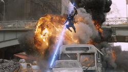 Avengers - Captain America 001