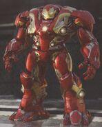 Avengers Infinity War Hulkbuster concept art 6
