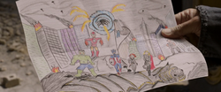 Battle of New York Drawing (Homecoming)