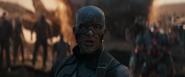 Captain America & Guardians
