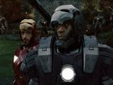 Batalla en la Stark Expo