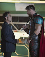 Thor Ragnarok Thor Banner Set Photo 1