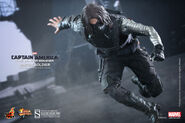 Winter Soldier Hot Toy 7