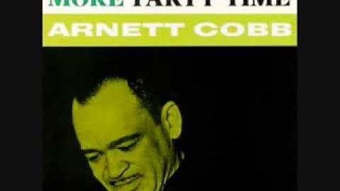 Arnett Cobb More Party Time Blue Me