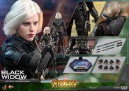 Black Widow Infinity War Hot Toys 22