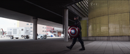 Captain America (Leipzig Airport)
