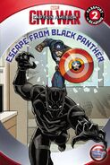 Captain America Civil War Escape From Black Panther