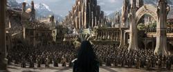 Hela vs Asgard