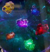 Infinity stones low