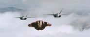 Iron Man and Raptors