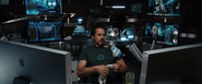 Tony Stark's Workspace