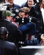 Chris-evans-on-the-set-of-the-avengers-4 12