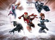 Civil War Team Stark promo