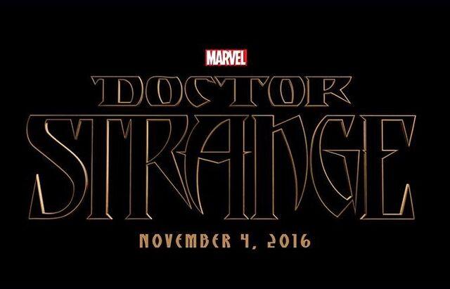 Файл:Doctor Strange Logo.jpg