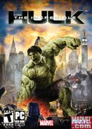 Hulk PC US cover