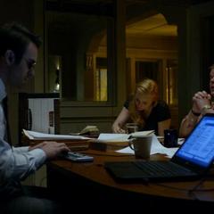 Murdock trabaja de nuevo con Nelson y Page.