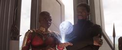 Okoye Hologram